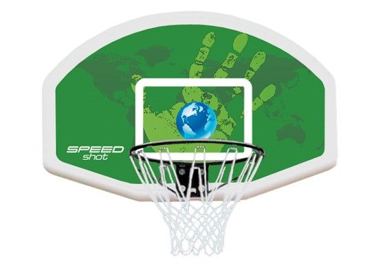 Productafbeelding voor 'Basketbalbord SPEEDSHOT 506 JOHNNIE JUMPER'