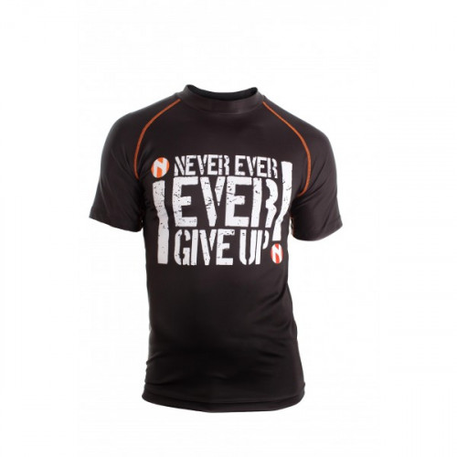 Productafbeelding voor 'Nihon Rashguard Never Give Up'