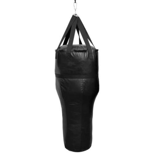 Productafbeelding voor 'Nihon Sport zwarte PU bokszak met hoek'