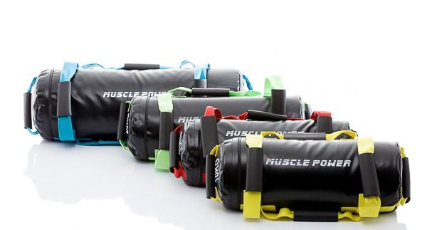 Productafbeelding voor 'Muscle Power power bag'