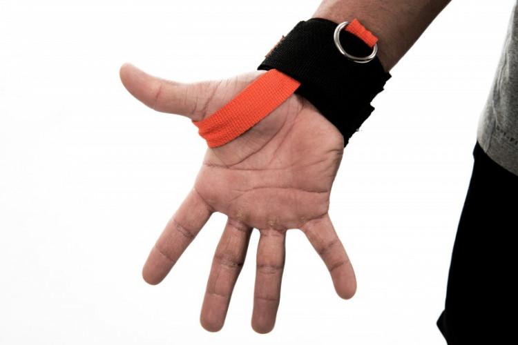 Productafbeelding voor 'Stroops punch cuffs (2 stuks)'