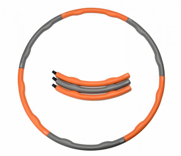 Productafbeelding voor 'Weight Hoop Original hoelahoep (level II) met DVD'
