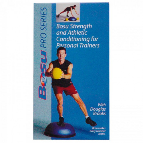 Productafbeelding voor 'BOSU DVD Strength & Athletic Conditioning voor personal trainers'