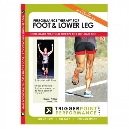 Productafbeelding voor 'Triggerpoint DVD performance therapie voor voet & been'