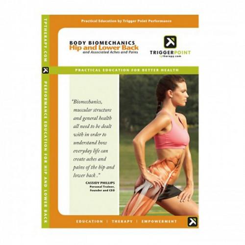 Productafbeelding voor 'Triggerpoint DVD lichaam biomechanica voor heup & onderrug'