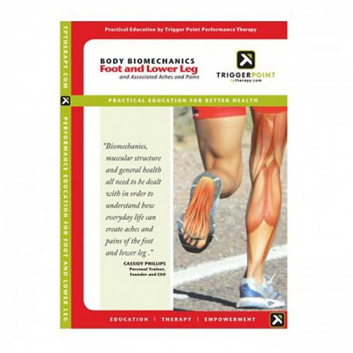 Productafbeelding voor 'Triggerpoint DVD lichaam biomechanica voor voet & onderbeen'