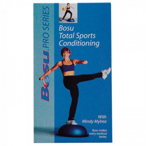 Productafbeelding voor 'BOSU DVD total sports conditioning'