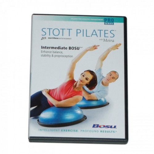 Productafbeelding voor 'BOSU DVD intermediate pilates'