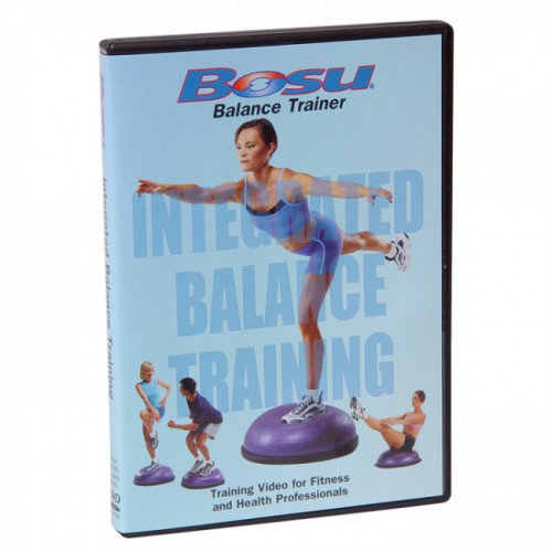 Productafbeelding voor 'BOSU DVD Integrated Balance Training'
