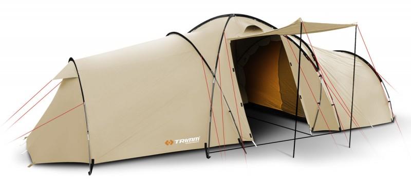 Trimm GALAXY II tent (10 personen) – Sand  kopen