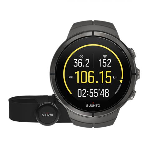 Productafbeelding voor 'Suunto Spartan Ultra Stealth Titanium HR Horloge'