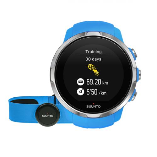 Productafbeelding voor 'Suunto Spartan Sport HR GPS Horloge (Blauw)'