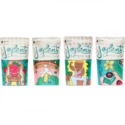 Productafbeelding voor 'Jimmy Joy Joylent vegan maaltijd mix'