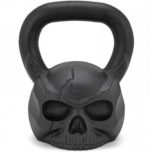 Productafbeelding voor 'RawFitness Gietijzer Skull kettlebell 20 kg'