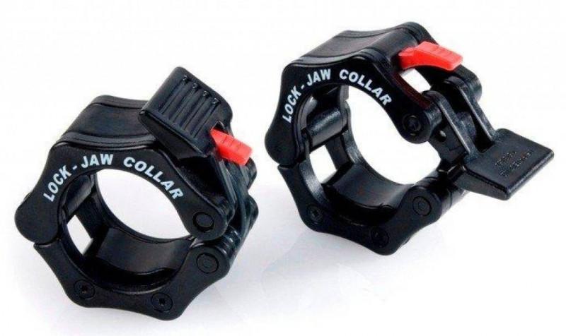 Productafbeelding voor 'Olympische lock jaw collar pro (2 stuks)'