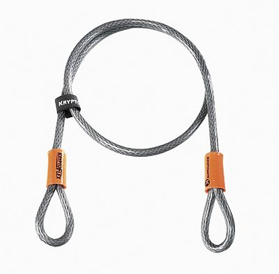 Kryptonite Kryptonite KRYPTOFLEX Looped Cable (120 cm)