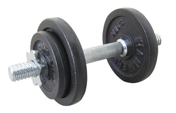 Productafbeelding voor 'Finnlo halterset (10 kg)'