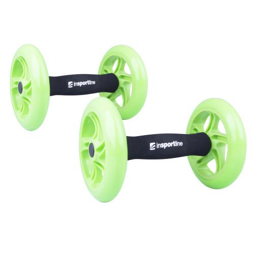 Insportline Ab wheels (2 stuks)