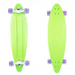 Plastic-Longboard-WORKER-Pike-36ʺ-W-Light-Up-Wheels