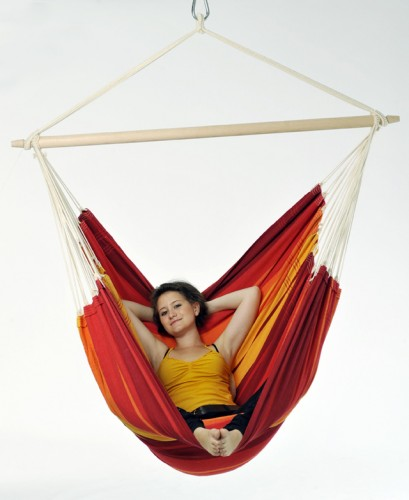 Productafbeelding voor 'Amazonas hangstoel BRASIL GIGANTE (Familiehangstoel)'