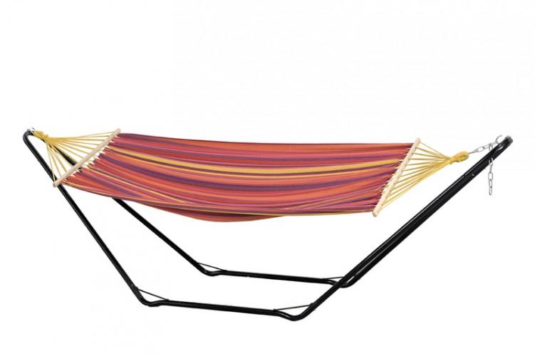 Productafbeelding voor 'Amazonas hangmatset BEACH SET (1 persoons)'