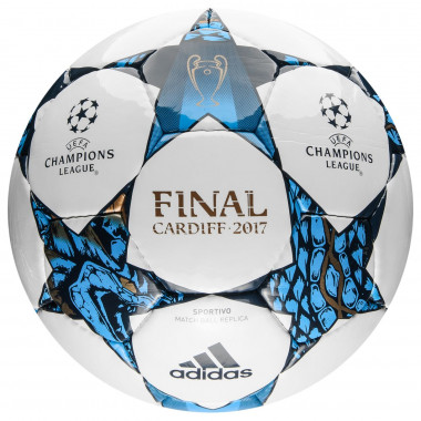 Adidas_Champions_League_Finale_Sportivo_voetbal