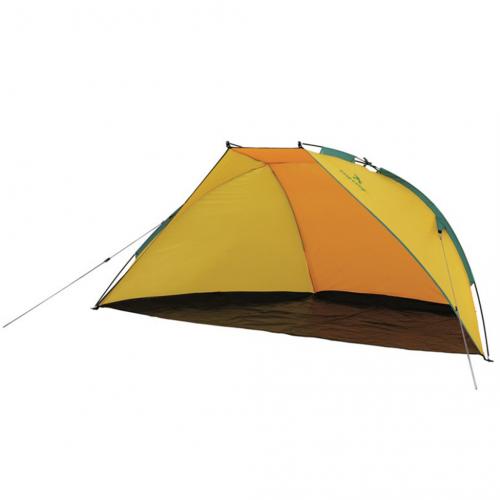 Easy Camp Beach Wind Screen Yellow And Orange Sportbay Nl