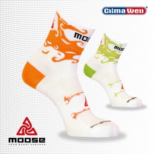 Productafbeelding voor 'Moose sportsokken HEAT'