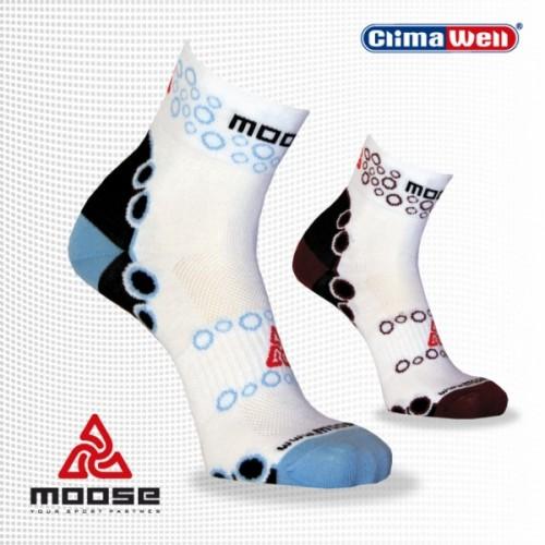 Productafbeelding voor 'Moose sportsokken BUBBLES'