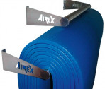 Airex_wandhouder_voor_gymmatten_voorbeeld