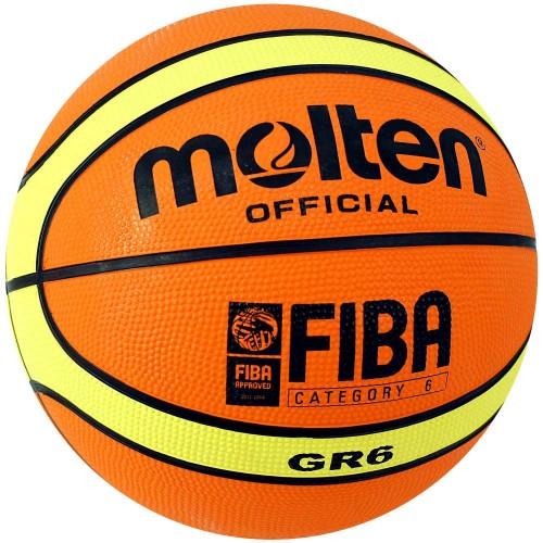 Productafbeelding voor 'Basketbal Molten BGR6'