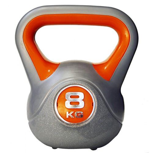Productafbeelding voor 'Kettlebell 8 kg Kunststof'