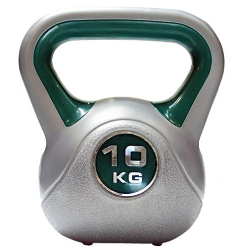 Productafbeelding voor 'Kettlebell 10 kg Kunststof'