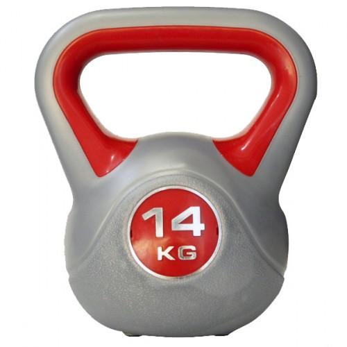 Productafbeelding voor 'Kettlebell 14 kg Kunststof'