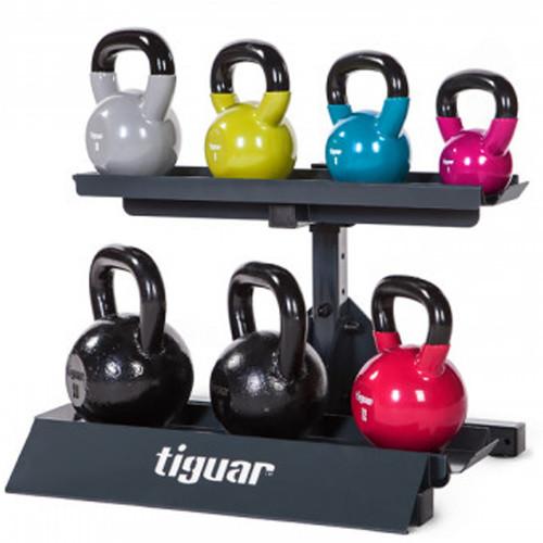Productafbeelding voor 'Tiguar Smart Line kettlebell compacte rek'