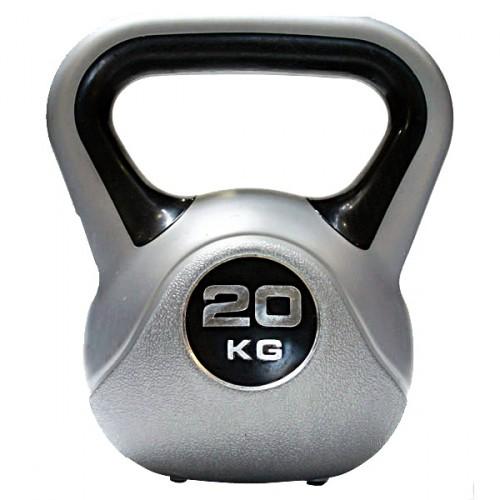 Productafbeelding voor 'Kettlebell 20 kg Kunststof'