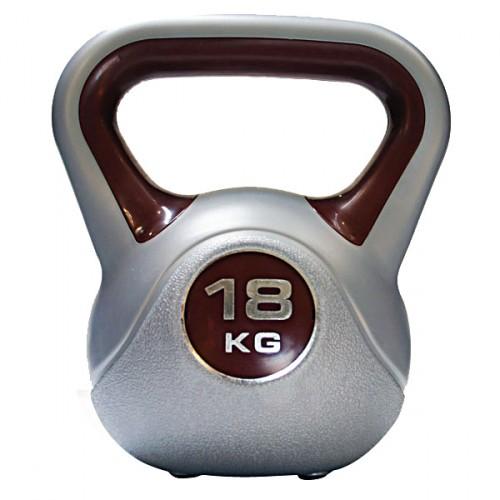 Productafbeelding voor 'Kettlebell 18 kg Kunststof'