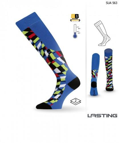 Productafbeelding voor 'Lasting ski- en snowboardsokken SUA'