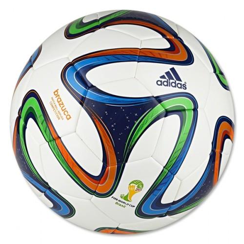 Productafbeelding voor 'Adidas Brazuca COMPETITION Voetbal (Maat 5)'