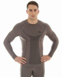 Thermoshirt-Thermo-LS10680-Brubeck-grijs