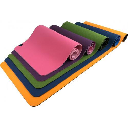 Productafbeelding voor 'ECO Fitness en Yogamat Deluxe (6 mm)'