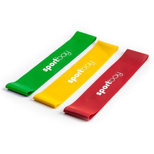 Productafbeelding voor 'Sportbay® fitness loop mini-banden set'