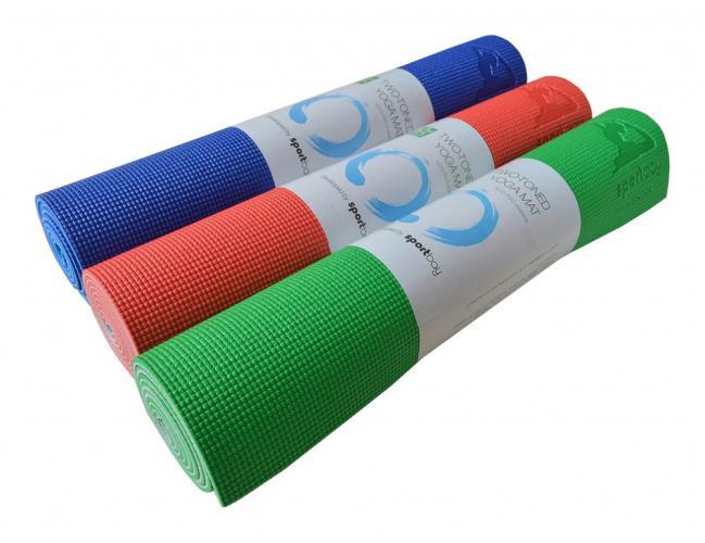 Productafbeelding voor 'Sportbay® dubbele layer yogamat (5 mm)'