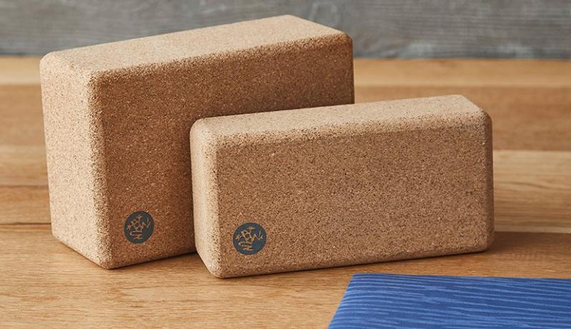 Productafbeelding voor 'Manduka Cork Block yogablok'