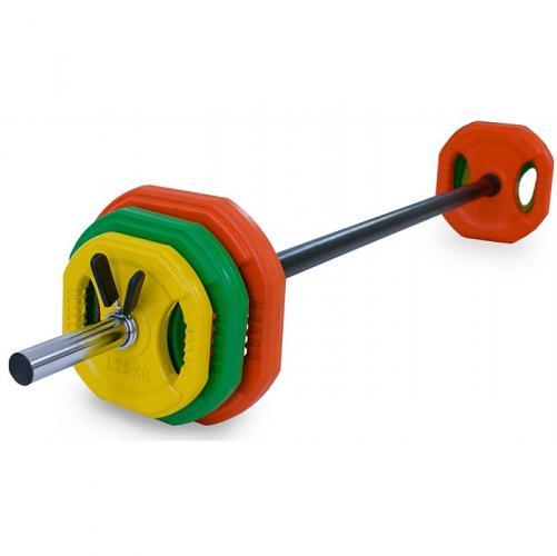 Productafbeelding voor 'Bodypump halterset PRO (30 mm)'