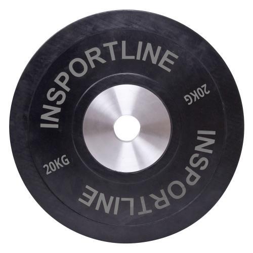Productafbeelding voor 'Insportline Bumper Plate (20 kg)'