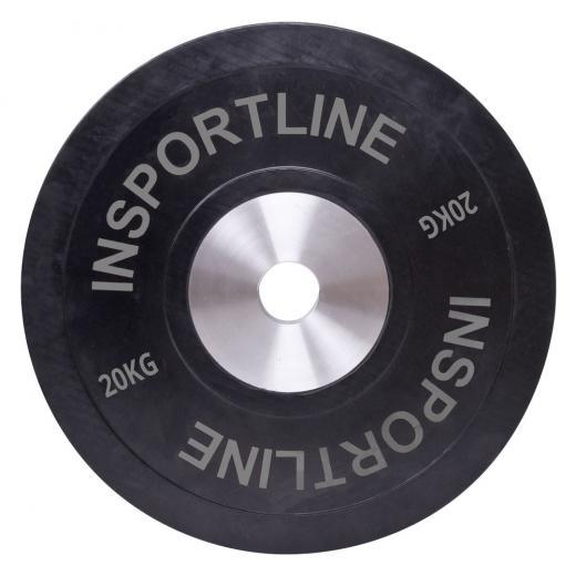 Rubber_Weight_Plate_inSPORTline_Bumper_Plate_20kg