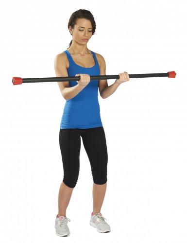 Productafbeelding voor 'Trendy Pesos verzwaarde fitness Body Bar (1 - 10 kg)'