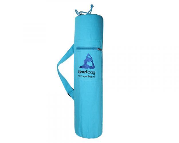 Productafbeelding voor 'Sportbay® yogamat draagtas (Katoen)'