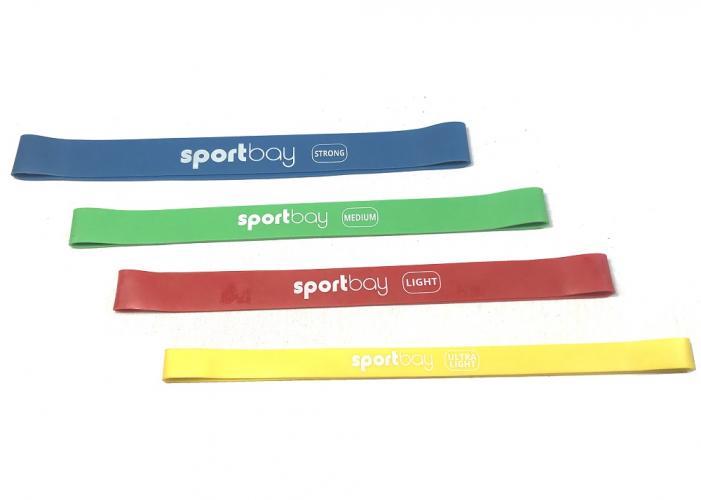 Productafbeelding voor 'Sportbay® Tone loopbanden set (4 st.)'